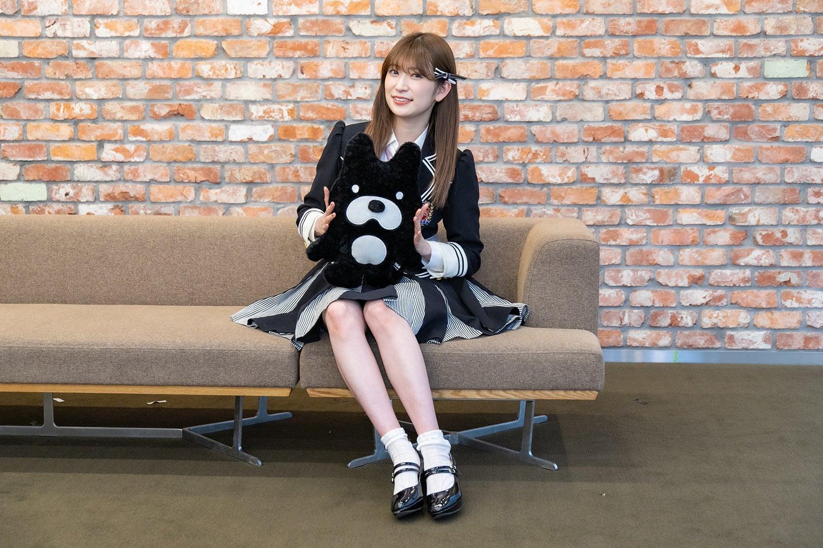 【NMB48】モデルプレスで『NMB48吉田朱里に50の質問』記事が公開