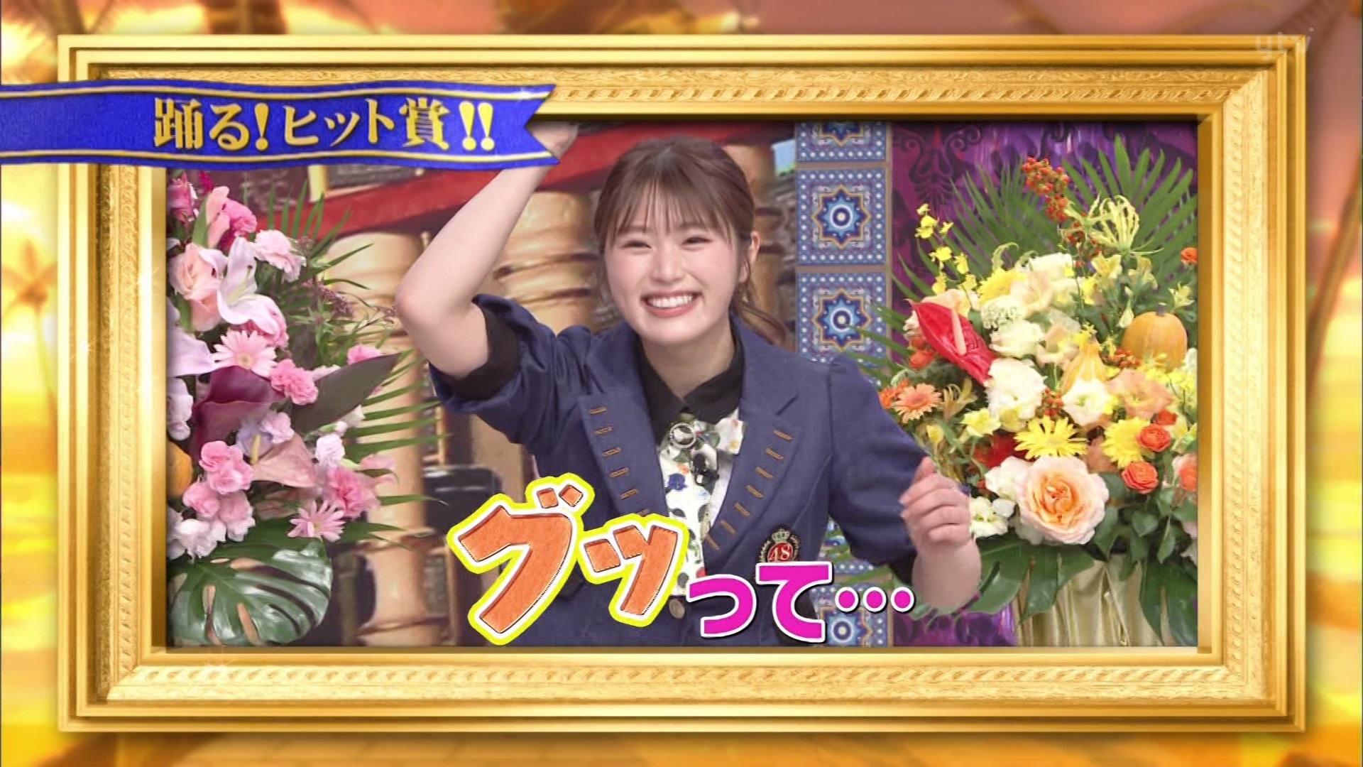 【渋谷凪咲】なぎさ『喉をグッて押す』話で『踊る!ヒット賞!!』獲得
