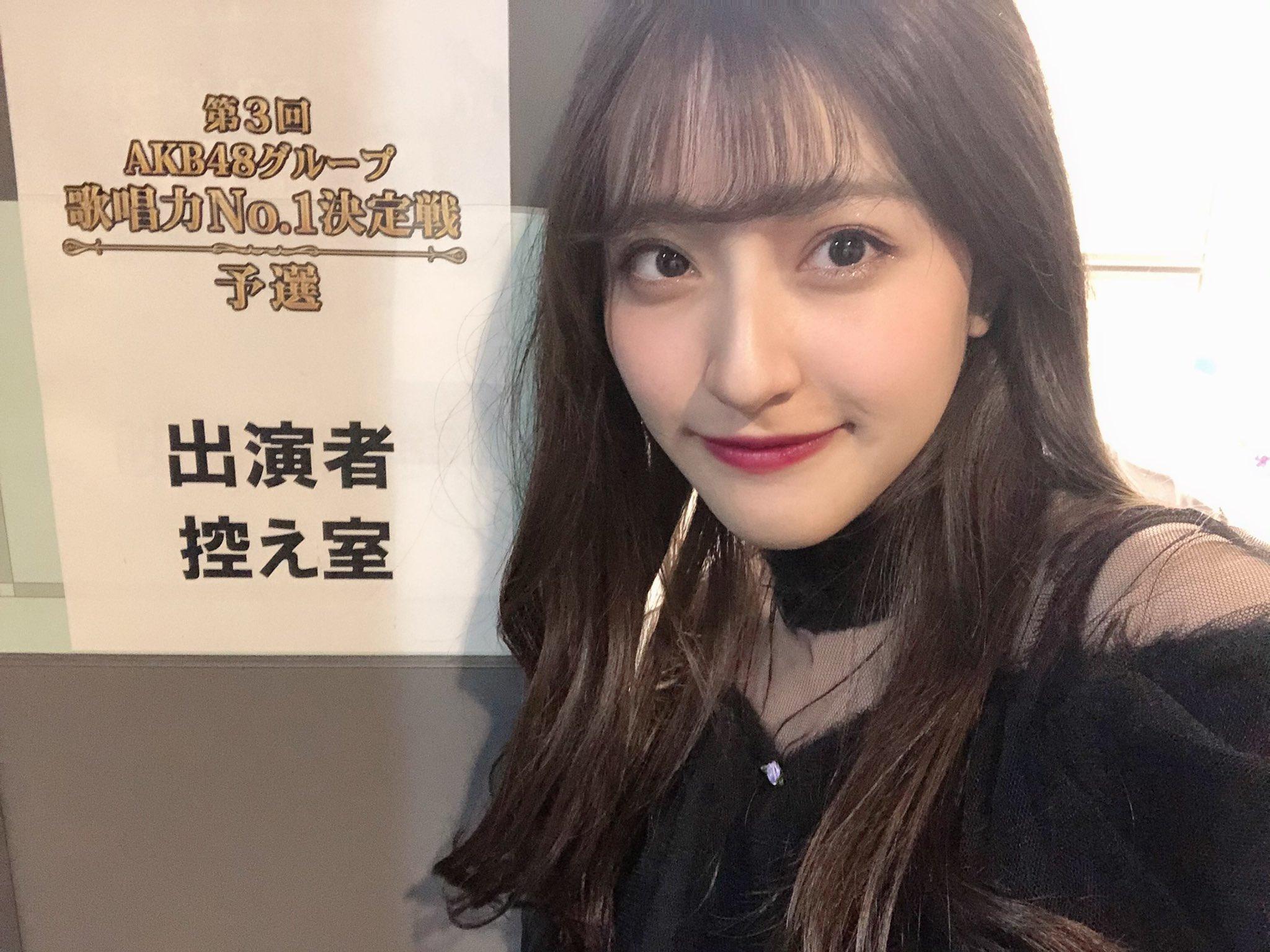 【NMB48】AKB48歌唱力No1決定戦の予選収録に出場メンバーが参加