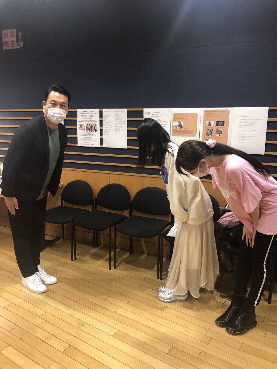 【NMB48】FM大阪『らじこー』でかれんたんとしんしんが鮮烈デビュー