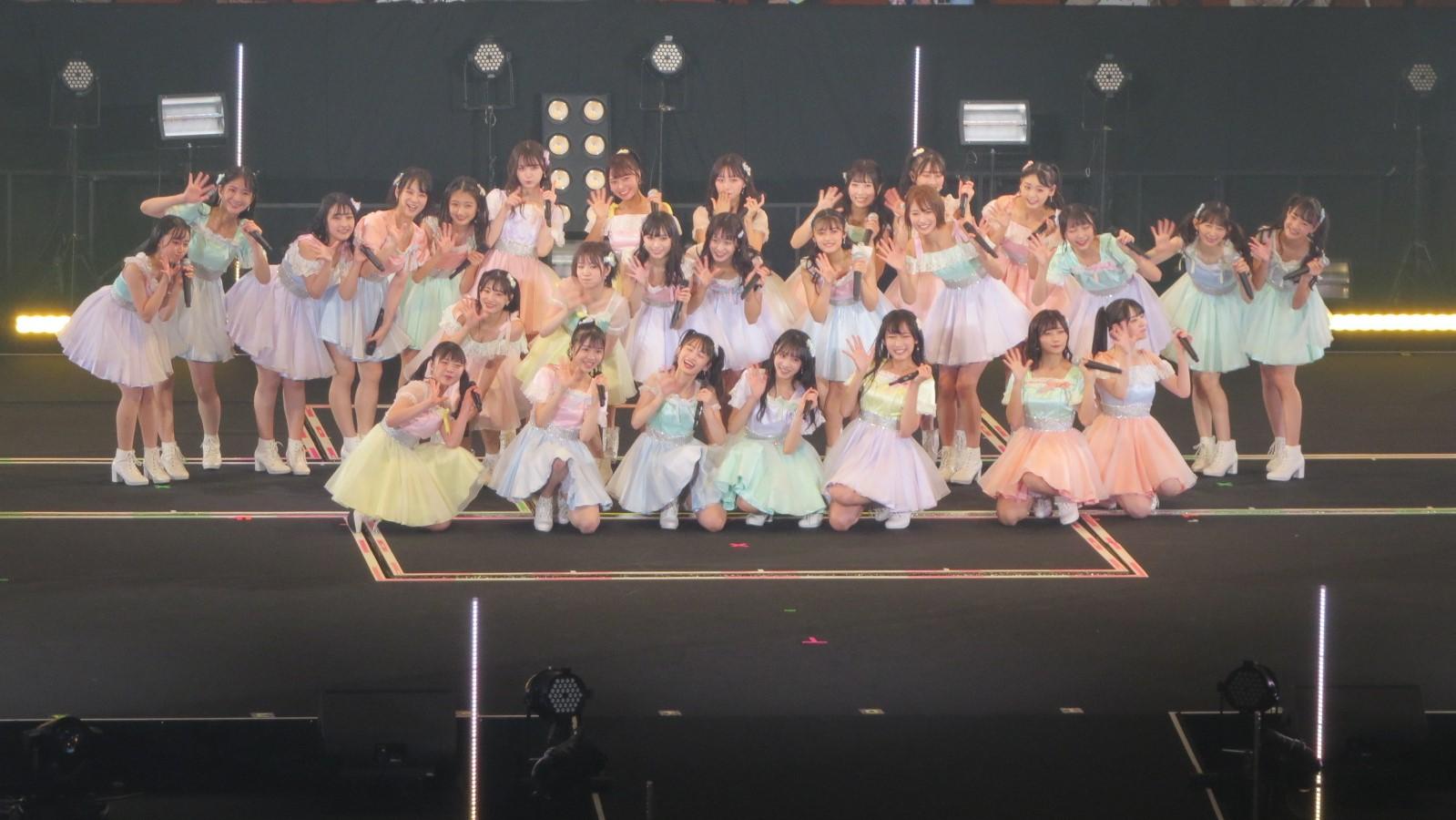 【NMB48】『NMB48 次世代コンサート ~難波しか勝たん!~』のセットリストとライブ画像など