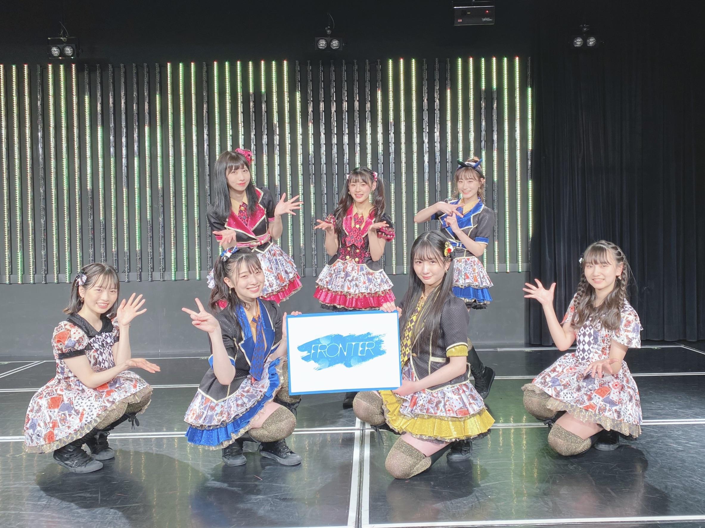 【NMB48】NAMBATTLE公演 ~舞~ FRONTIERは198点