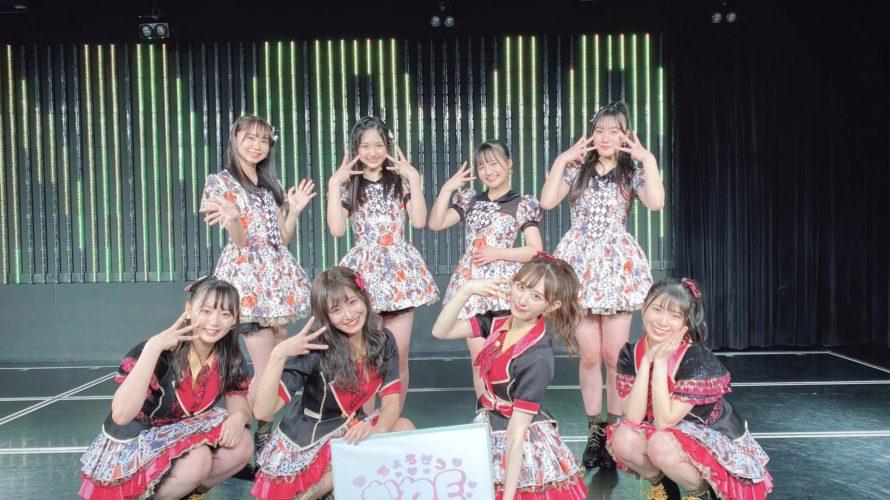 【NMB48】NAMBATTLE公演 ~舞~第2クール ちょうぜつかわEは241点