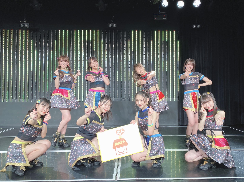 【NMB48】NAMBATTLE公演 ~舞~ きゅんmartは224点