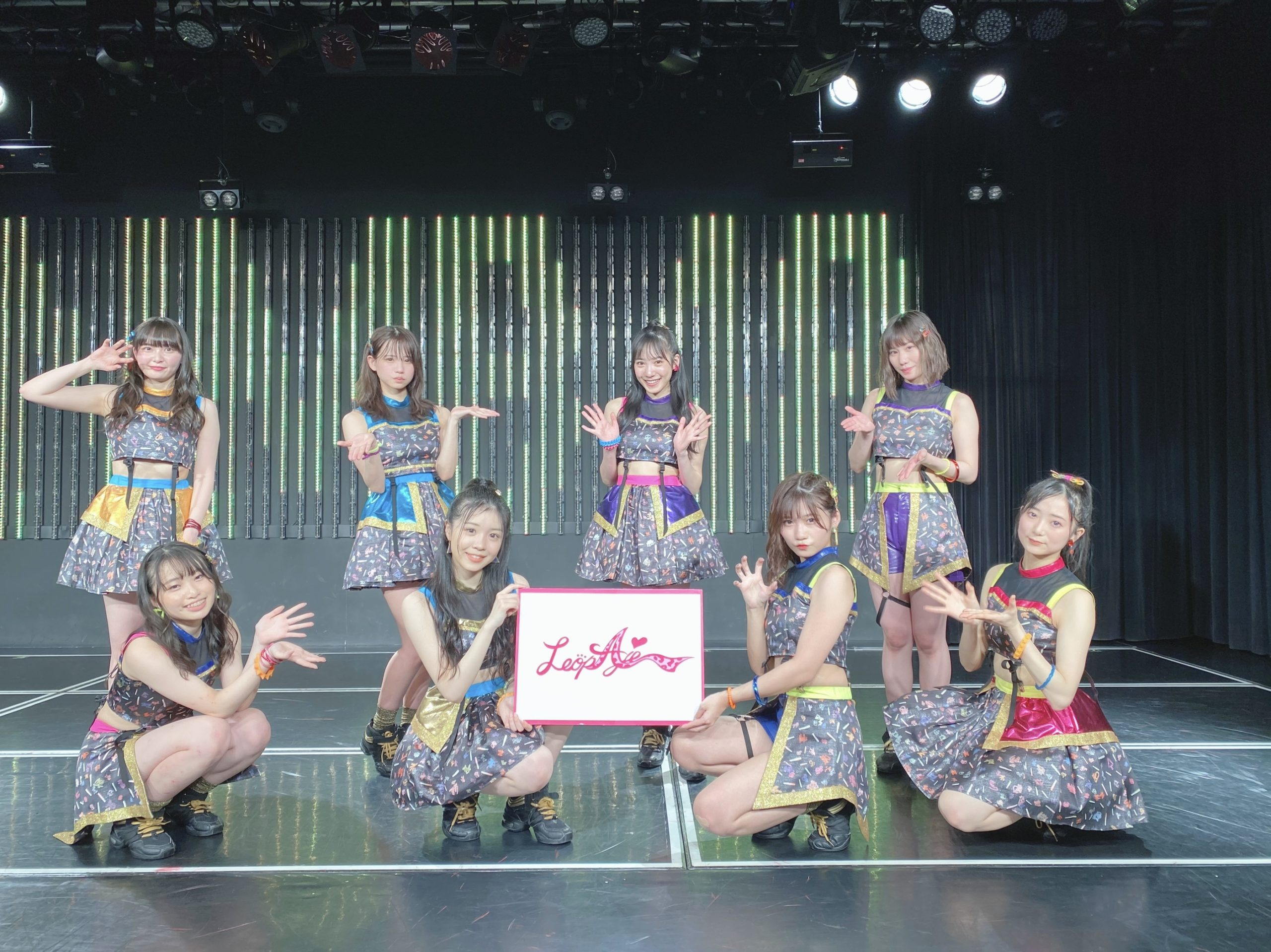 【NMB48】NAMBATTLE公演 ~舞~ LeopAjeは194点