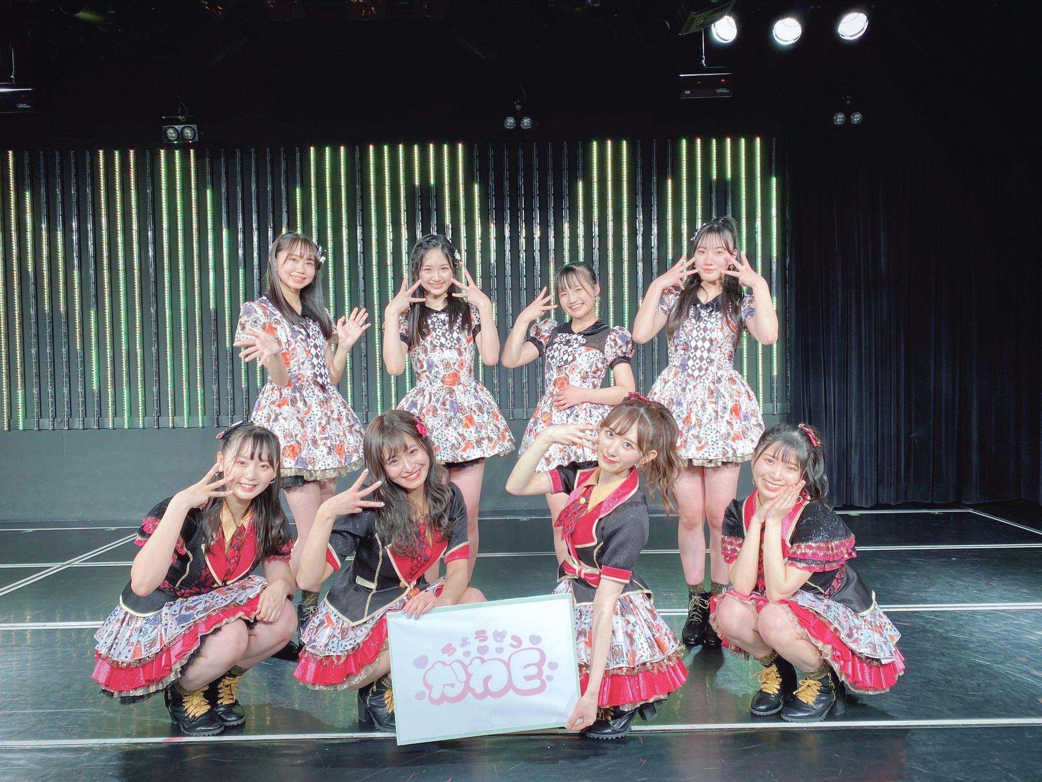 【NMB48】NAMBATTLE公演 ~舞~第3クール ちょうぜつかわEは345点