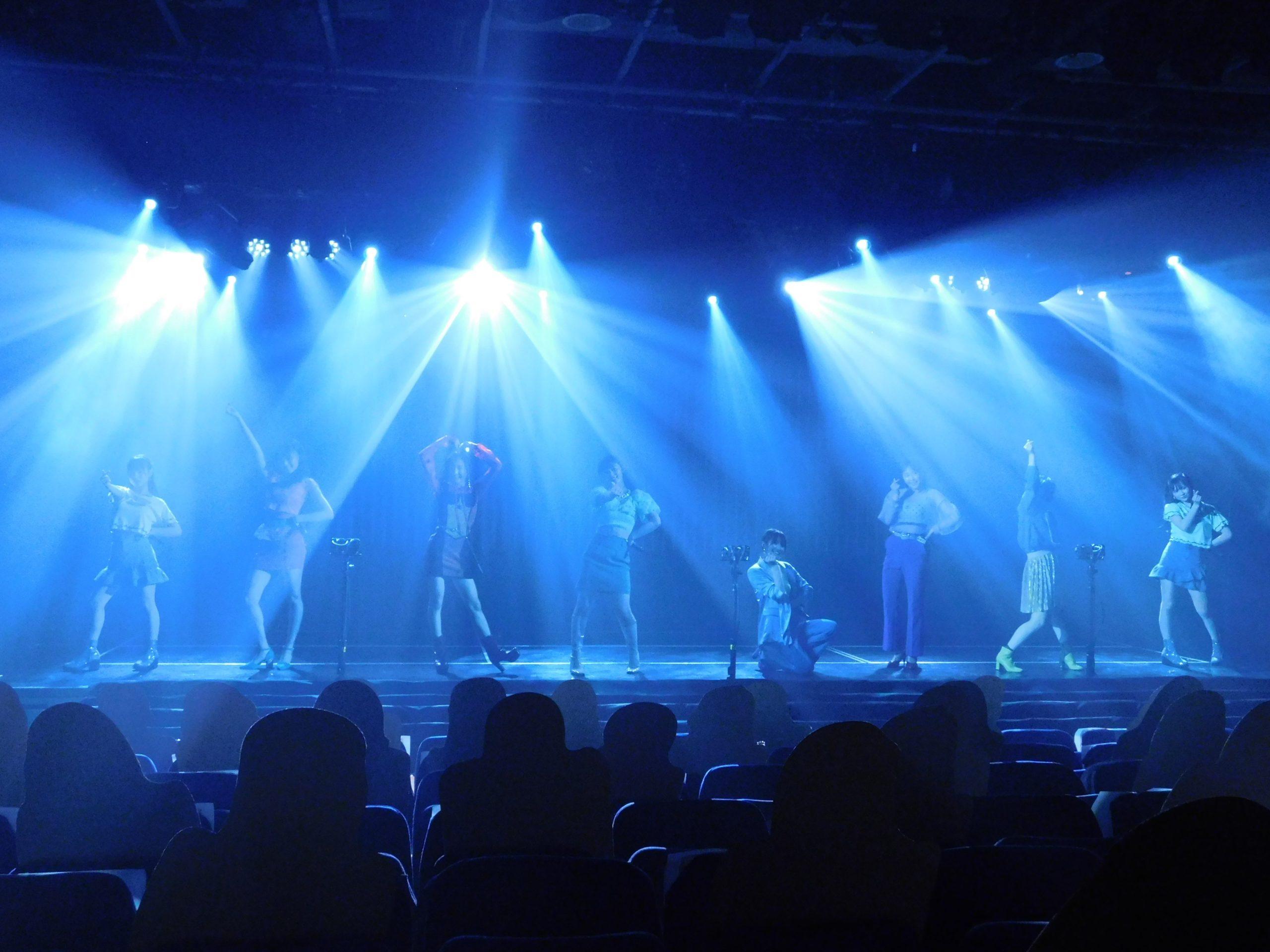 【NMB48】シダレヤナギType-Cに収録「選ばれし者たち」が劇場初披露