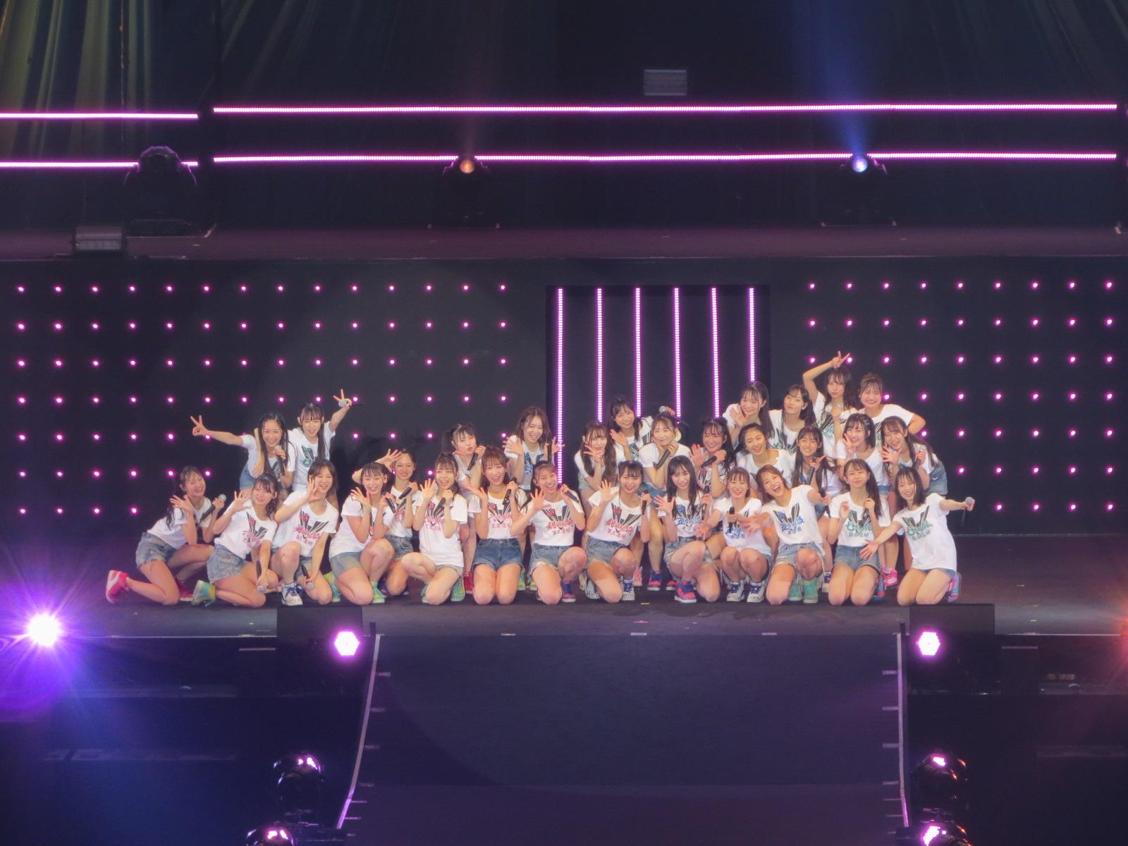 【NMB48】NMB48 次世代コンサート ~戦わな次世代ちゃうやろっ!~・セットリストとライブ画像