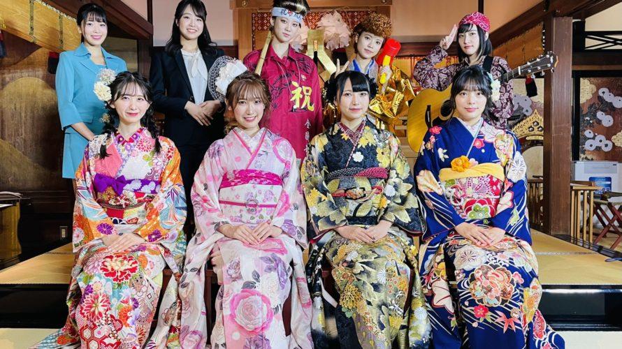 【NMB48】大阪天満宮で「SJ式」、無事執り行われる