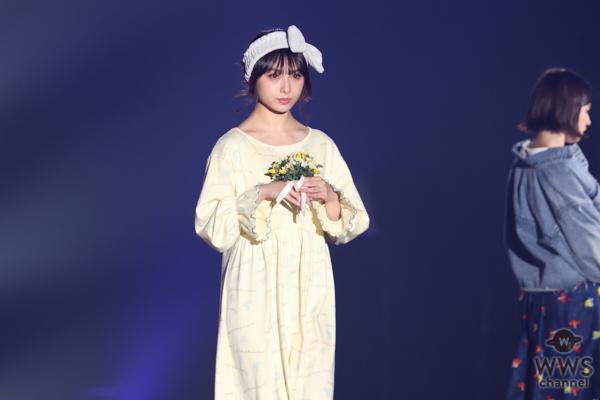 【梅山恋和/白間美瑠/吉田朱里】関西コレクションで色々再会