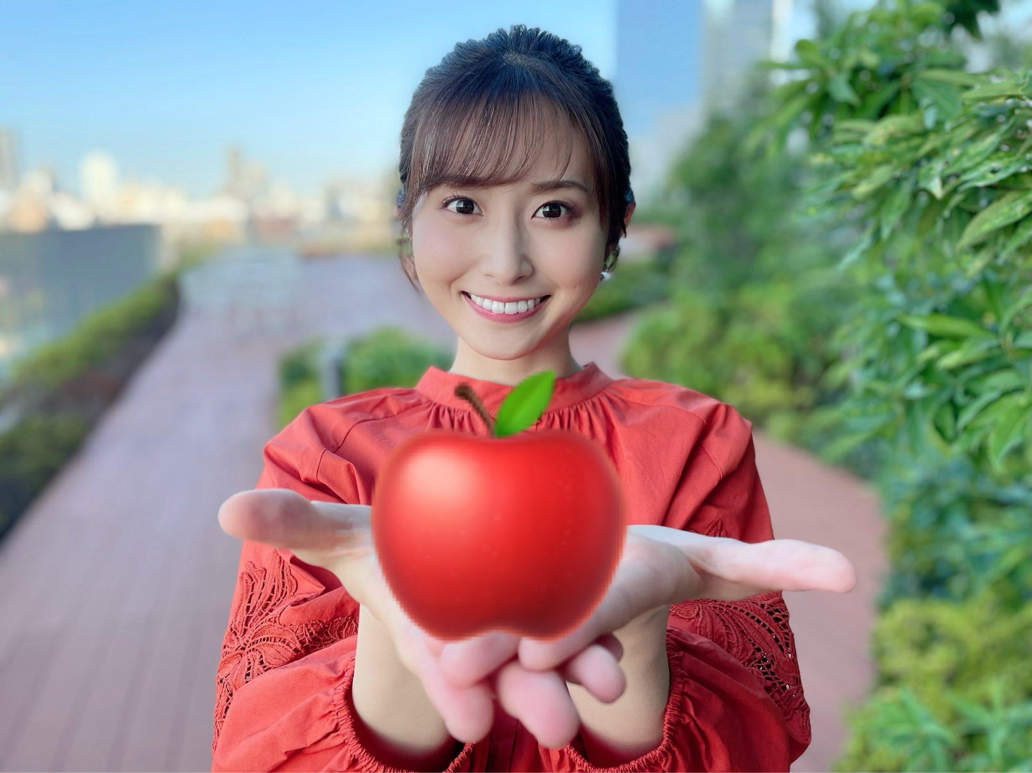 【NMB48】YTVすまたんのアイドル天気で「高嶺の林檎」が採用されちっひー・かれんたん歓喜
